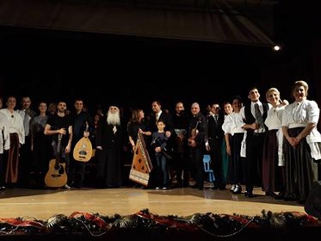 """Άργος: Ανεπανάληπτη εμπειρία στην εκδήλωση """"Χριστούγεννα στη Σμύρνη..."""""""