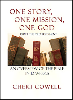 Book Drawing: Overview of the Bible by Cheri Cowell