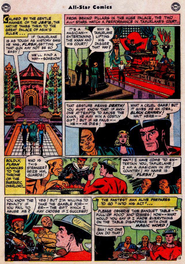 Read online All-Star Comics comic -  Issue #53 - 16