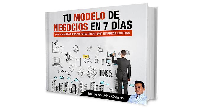 """Libro """"Tu Modelo de Negocios en 7 Días"""""""