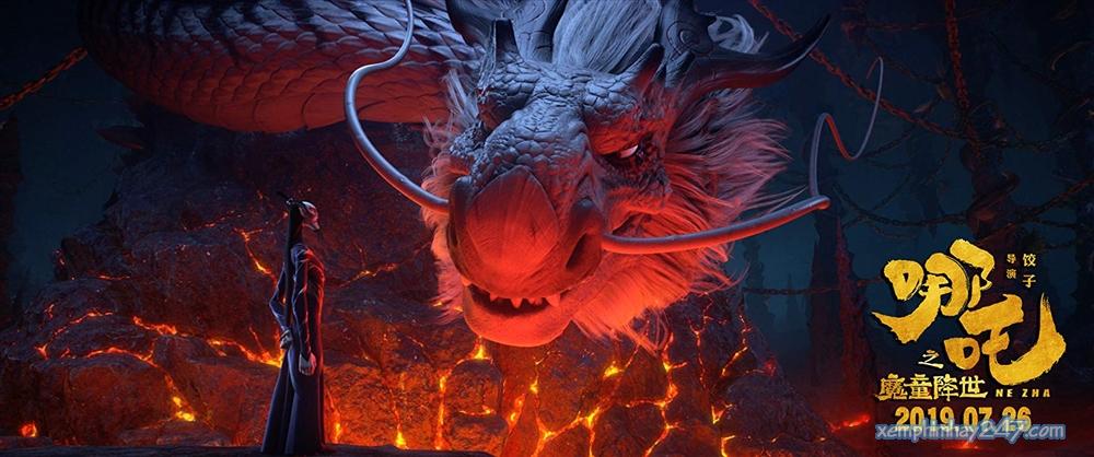 http://xemphimhay247.com - Xem phim hay 247 - Na Tra: Ma Đồng Giáng Thế (2019) - Nezha: Birth Of The Demon Child (2019)