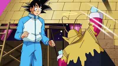 Dragon Ball Super 4 Audio Latino