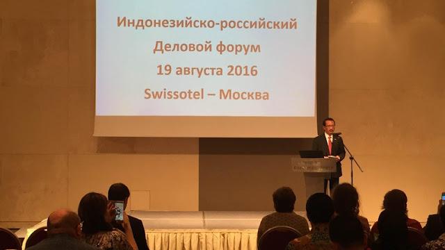 Dubes RI di Rusia: Setelah Kunjungan Jokowi, Investasi Rusia ke Indonesia Capai 20 miliar USD