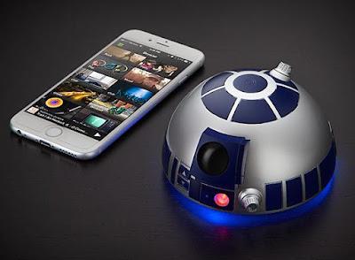 R2-D2 Bluetooth Speakerphone