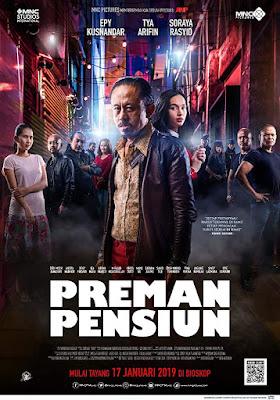 Review Film Preman Pensiun: Sulitnya Memegang Komitmen Keinsafan