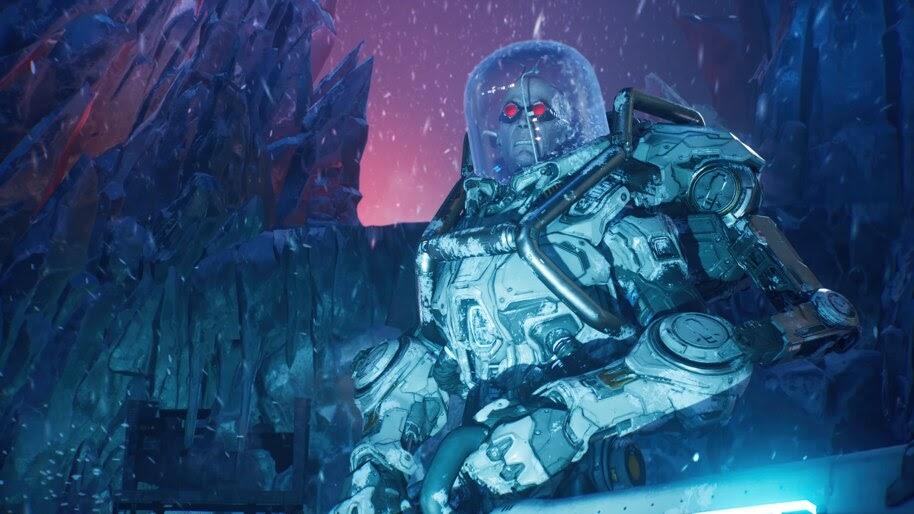Gotham Knights, Mr. Freeze, 4K, #3.2552