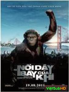 Sự Trỗi Dậy Của Hành Tinh Khỉ