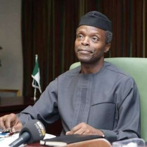 Food Crisis: Osibanjo assured north-east on the efforts to address food crisis in the region.