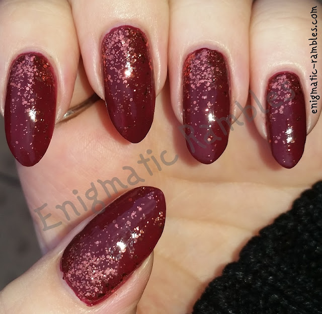 Autumn-Fall-Nail-Art-Nails-Glitter-Gradient