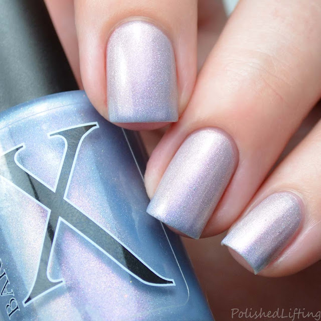 periwinkle thermal color changing nail polish