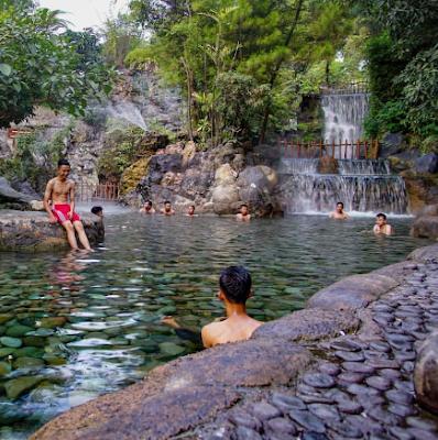 3 Lokasi Pemandian Air Panas yang Ada di Lampung