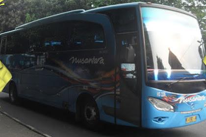 Harga Tiket Lebaran 2019 Bus Nusantara