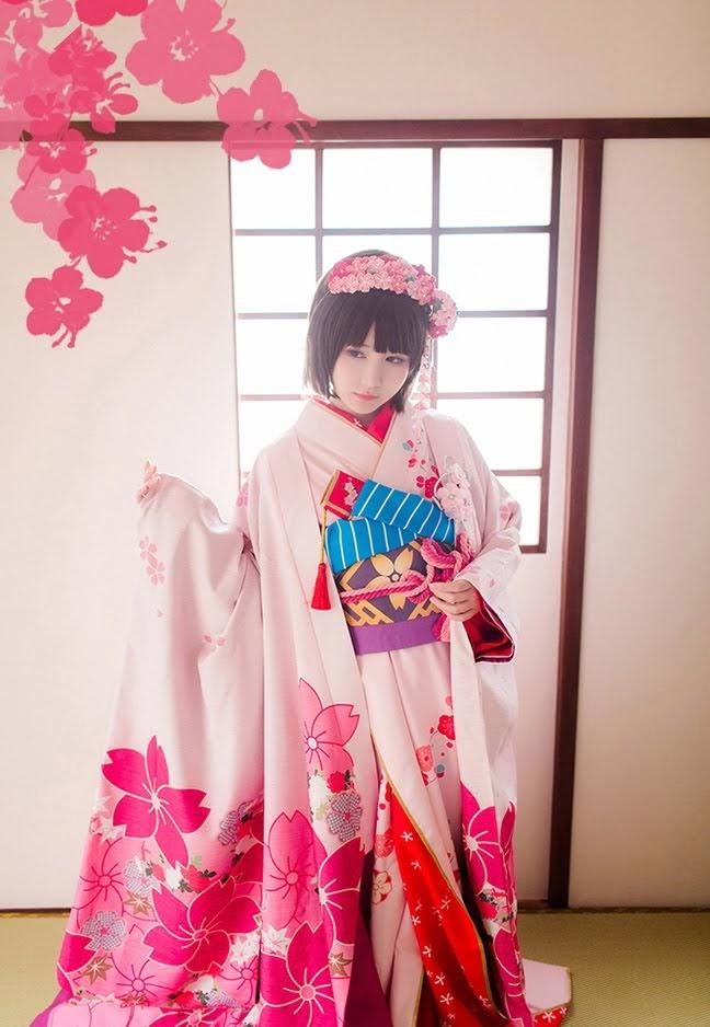 Cosplay Megumi Kato - Saekano Series