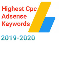 Highest Cpc Adsense keywords