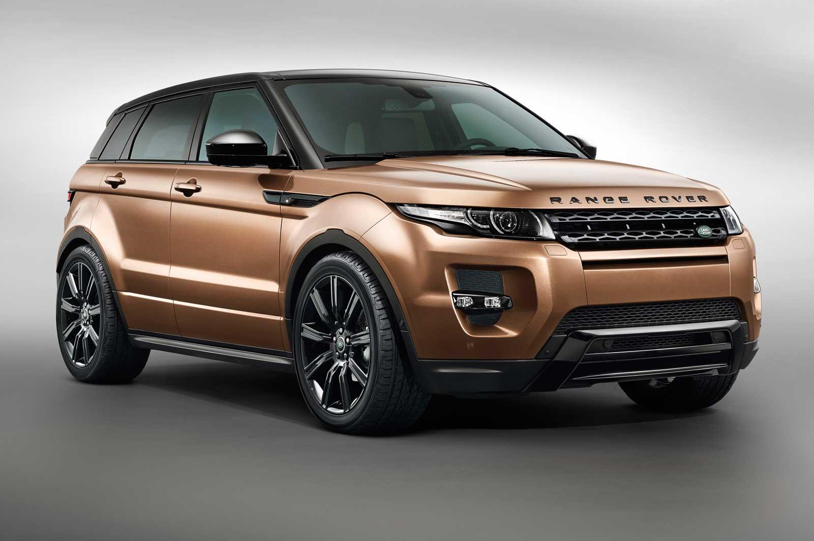 Land Rover Evoque_e project announced | Electric Vehicle News