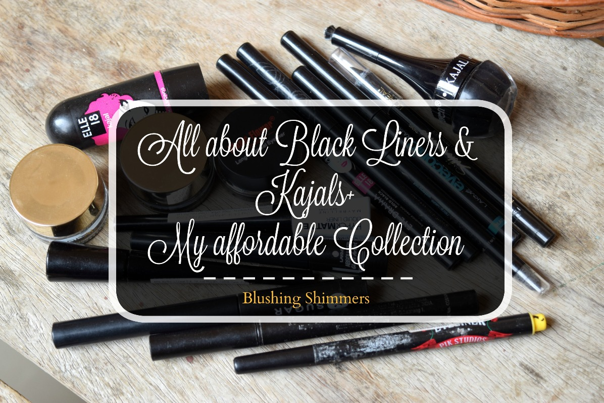 Afforable Black Eyeliners India