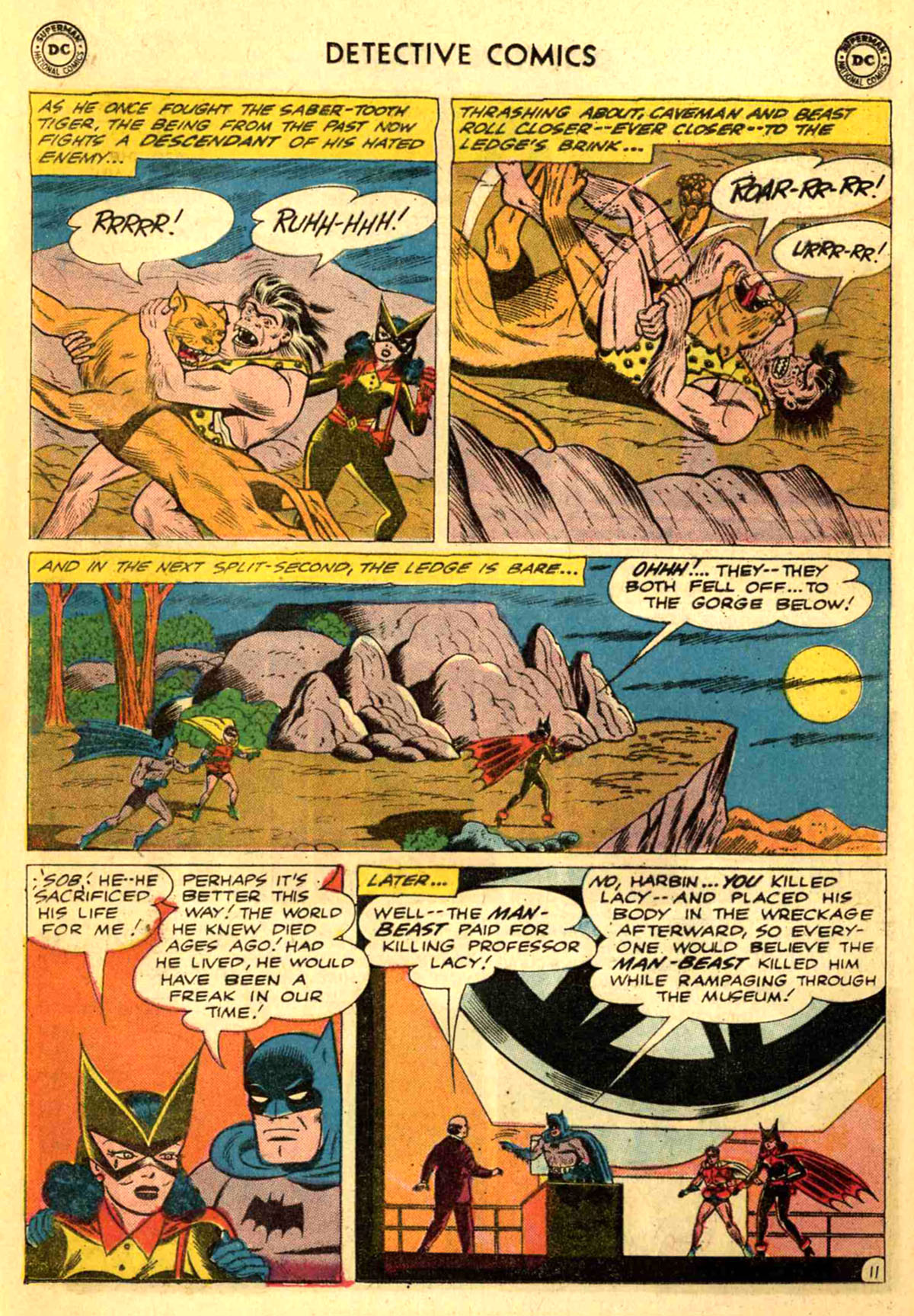 Detective Comics (1937) 285 Page 12