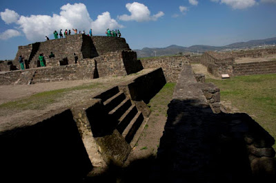 Mexican site yields new details of sacrifice of Spaniards