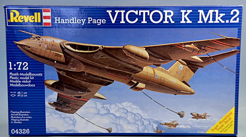 Scale Model News: BLAST FROM THE COLD WAR PAST - REVELL RELEASES 1