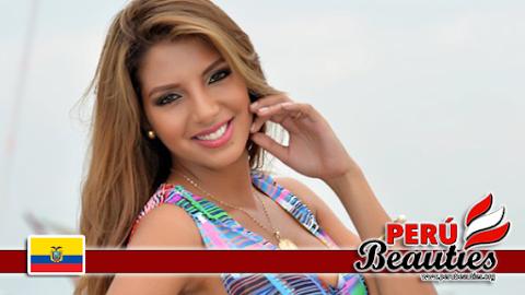 Miss Ecuador Universo 2016