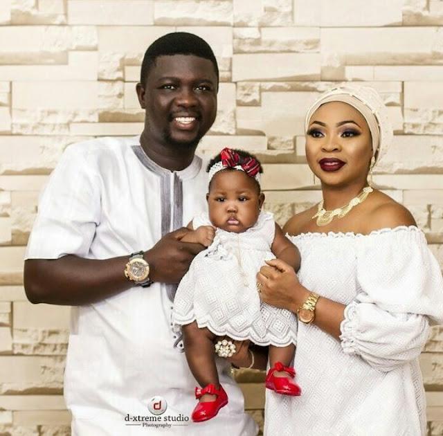 Seyi Law Celebrates Wedding Anniversary & Daughter's Birthday