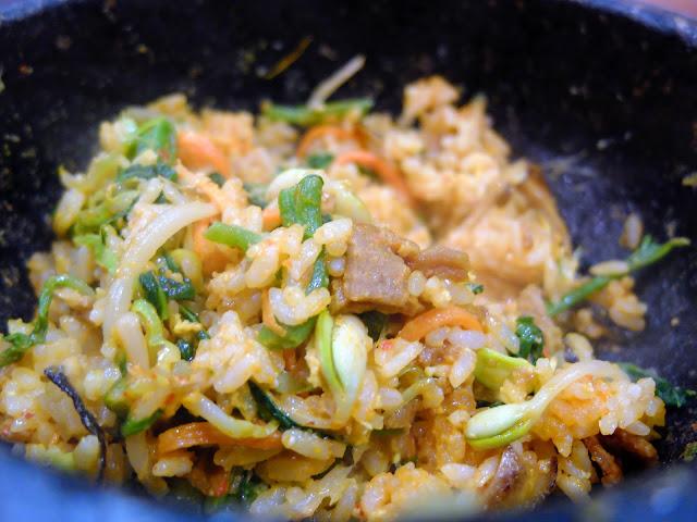 Favourite Korean restaurant in Singapore: Jang Won