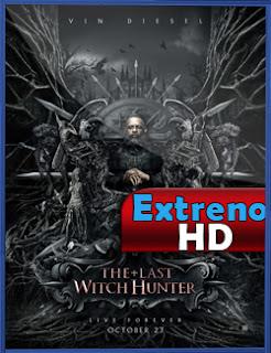El último cazador de brujas (2015) | DVDRip Latino HD Mega 1 Link