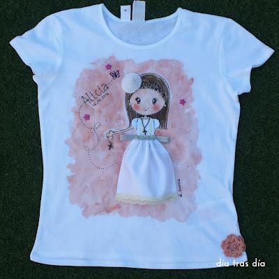 Camiseta Ro-ro comunión