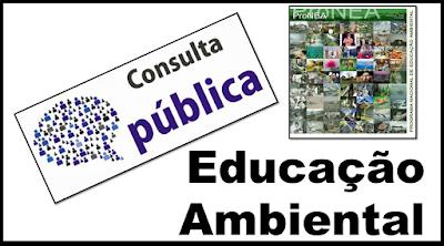 Resultado de imagem para Programa Nacional de Educação Ambiental (ProNEA).