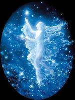 La création du monde spirituelle se réalise en intercommunication, entre la matière naturelle « basse », et la matière légère « haute ».