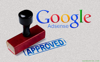 Ciri-Ciri Blog Full Approve Google Adsence