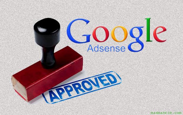 Ciri-Ciri Blog Full Approve Google Adsence