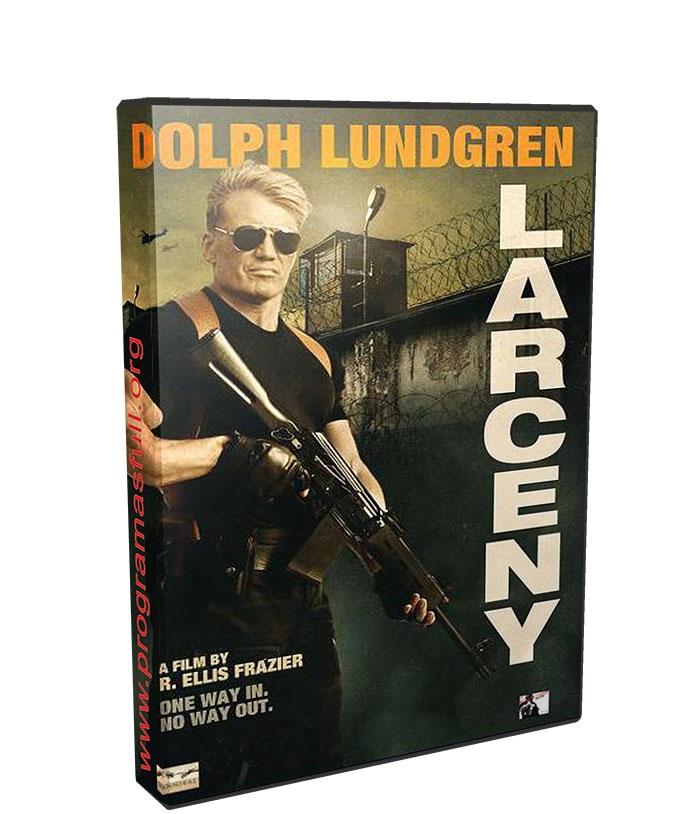 El Infiltrado (Larceny) poster box cover