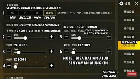 Fb  Game  Bahasa China  Admin Sahabat Droid Berbagi Terjemahan Set Pubg Quantum Cek Screen Shot
