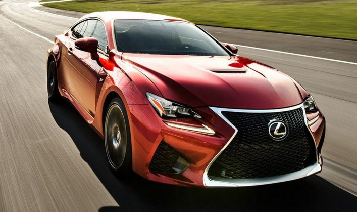 2016 Toyota Lexus Rcf Review Price