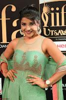 Sakshi Agarwal in Transparent Sleevelss Tight Gown at IIFA Utsavam Awards 005.JPG