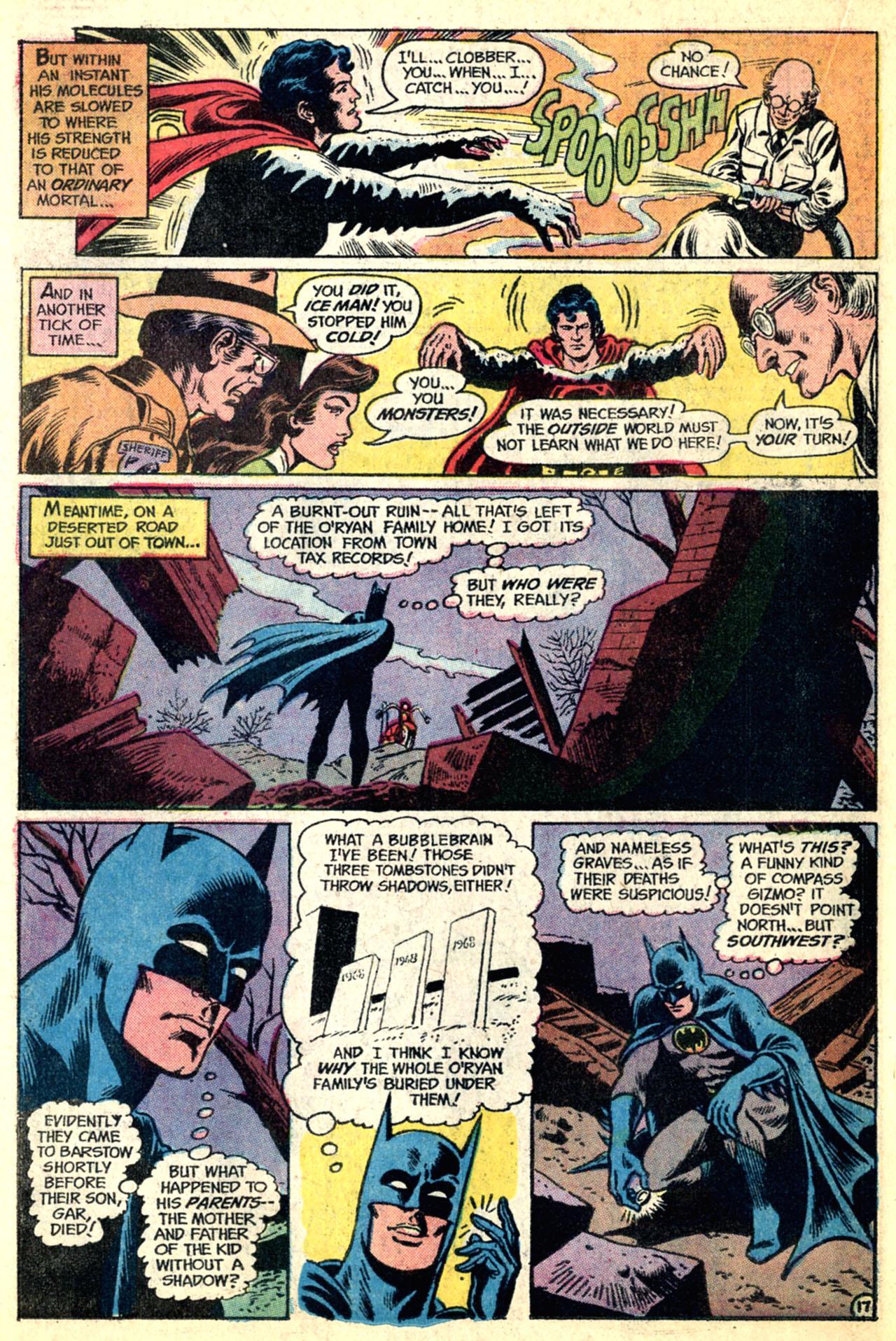 Read online World's Finest Comics comic -  Issue #216 - 22