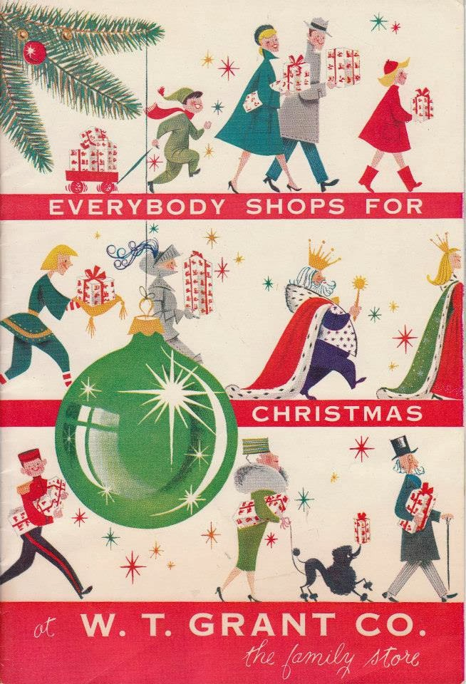 Christmas Catalogs.The Estate Sale Chronicles More Vintage Christmas Catalog