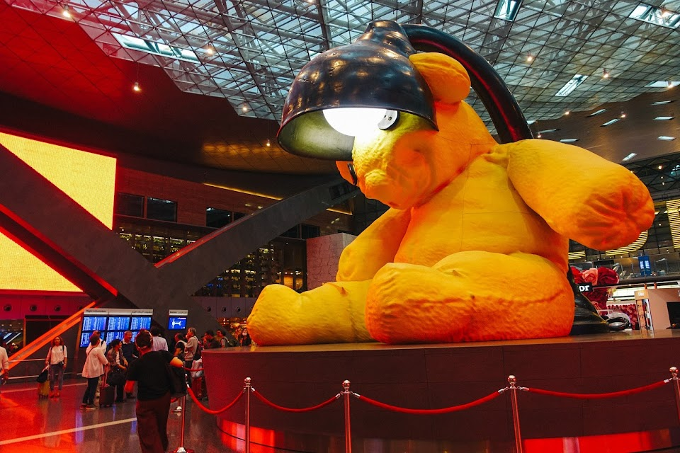 ハマド国際空港 (Hamad International Airport)