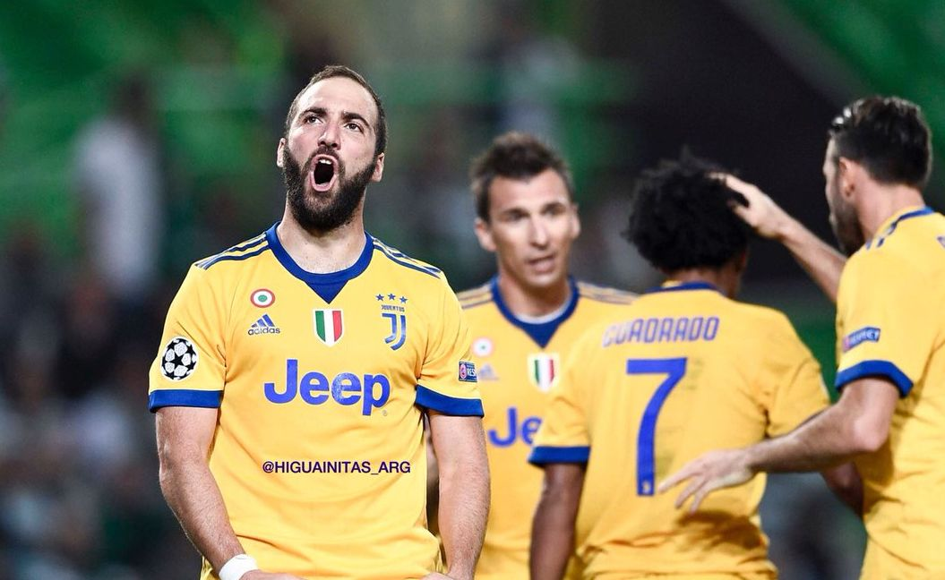 Sporting-Juventus 1-1: tabellino e marcatori di una partita con Allegri deluso | Calcio Champions League