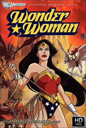 La Mujer Maravilla 1080p Latino