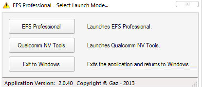 LG Qualcomm NV Tools (EFS Professional) Download | Last Seven