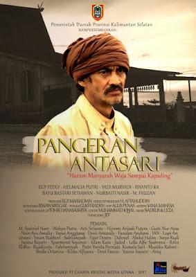 Film Pangeran Antasari Siap Tayang dan Gratis