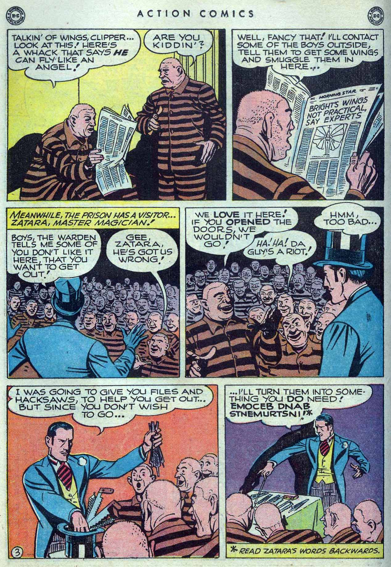 Action Comics (1938) 105 Page 19