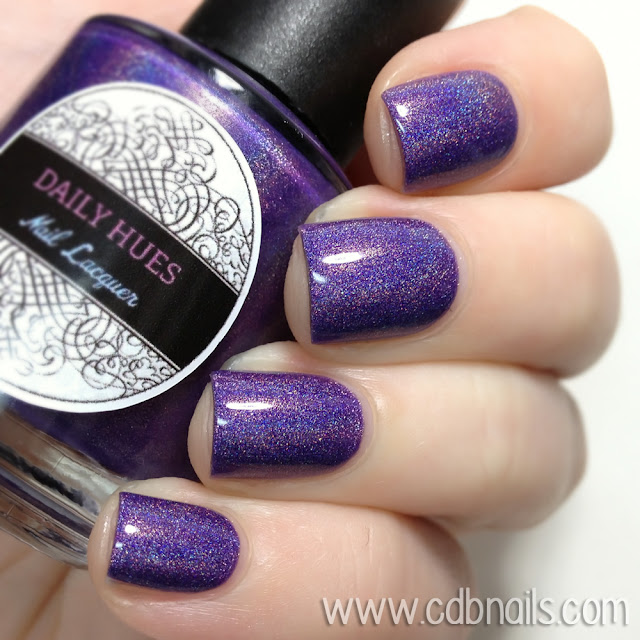 Daily Hues Nail Lacquer-Angelface
