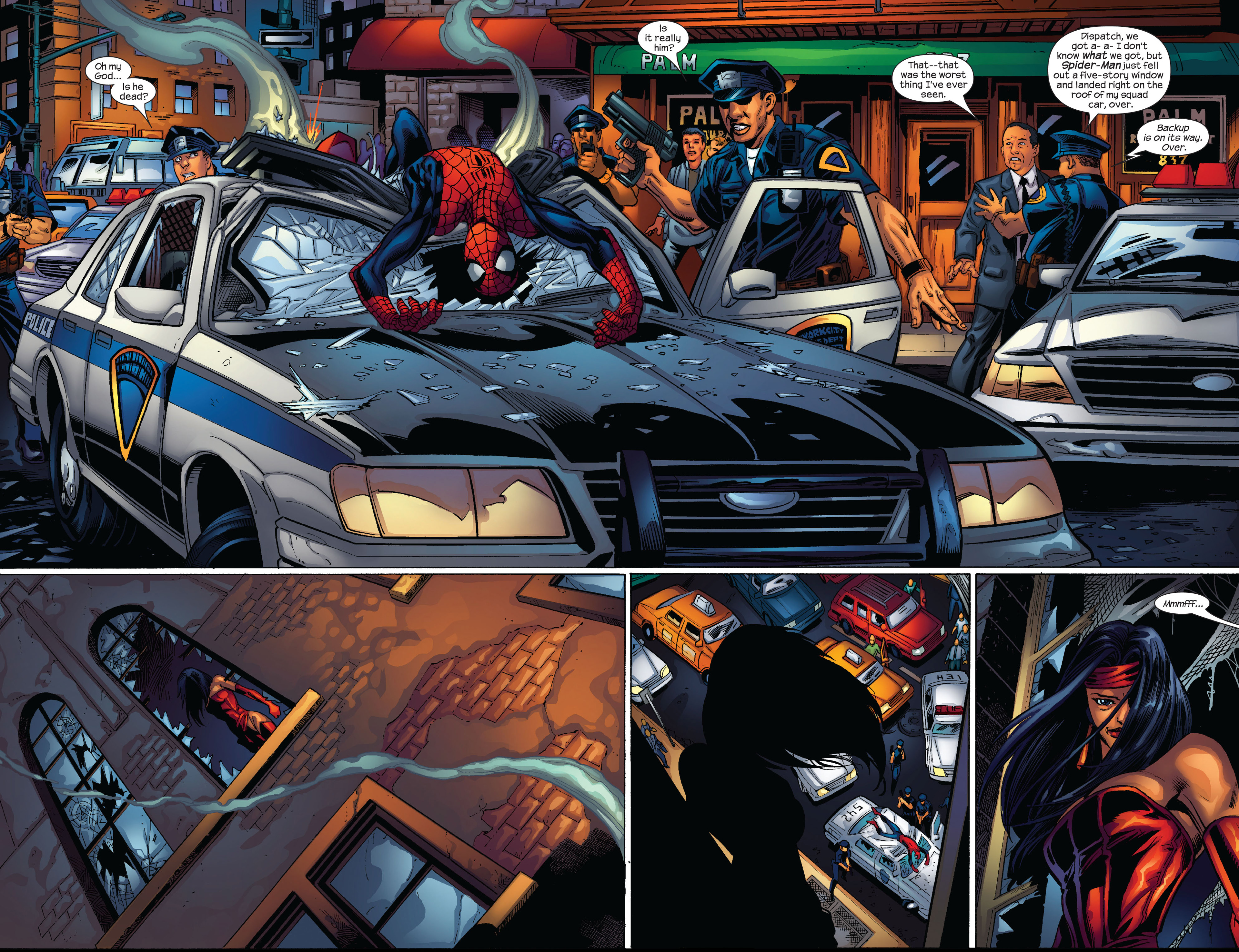 Read online Ultimate Spider-Man (2000) comic -  Issue #85 - 3