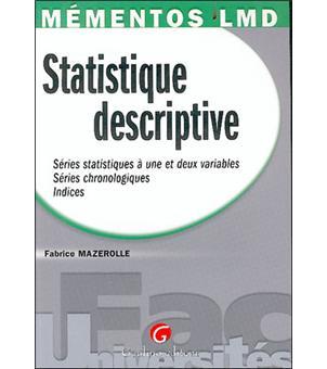 cours statistique descriptive s1