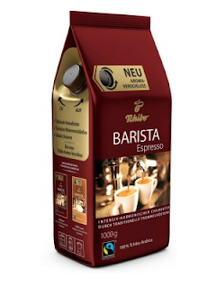 Comanda de aici cafea boabe 1kg Tchibo Barista Espresso