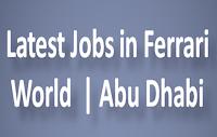 Latest Jobs in Ferrari World