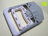 hinten: Camry Digitaler Hand-Kraftmesser / Dynamometer, zum Trainieren der Hände, 90 kg / 200 lb